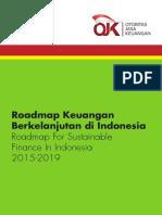 Roadmap Keuangan Berkelanjutan