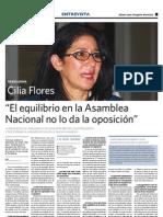 Entrevista Cilia Flores 6to Poder