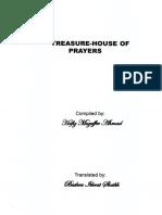 Treasure House of Prayers
