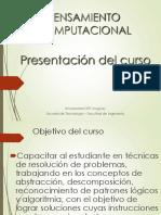 PPT 1.2 Presentación Del Curso