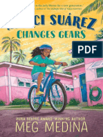 Merci Suárez Changes Gears by Meg Medina Chapter Sampler