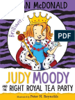 Judy Moody and the Right Royal Tea Party Chapter Sampler
