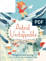 Astrid the Unstoppable by Maria Parr Chapter Sampler