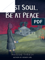 Lost Soul, Be at Peace by Maggie Thrash Chapter Sampler