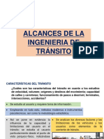 Alcances de La Ingenieria Transito