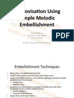 Improvisation Using Simple Melodic Embellishment.pdf