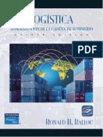Ballou Ronald - Logistica Administracion de La Cadena de Suministro