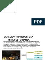 Mina Subterranea