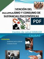 Prevencion2 Alcohol-drogas - Dirsis