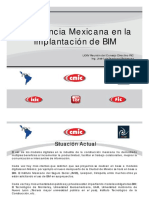 1 - MEXICO - Presentacion BiM en INCONET - Guatemala 2016