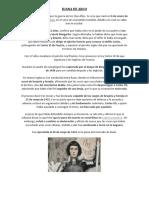 Juana de Arco-historia