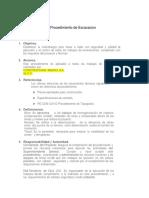 PE CON CIV 03_0 Procedimiento de Excavación