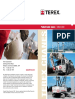 ProductGuide Terex Crane