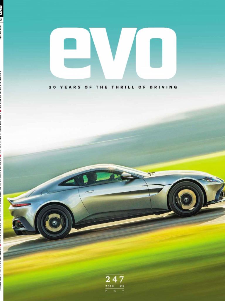 evo UK - May 2018 pdf | Land Vehicles | Sports Cars