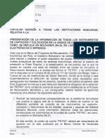 """Sudeban obliga a las entidades reflejar criptomoneda """"petro"""" en cuentas de los venezolanos"""