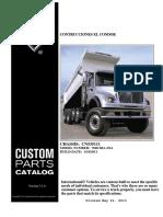 [DIAGRAM_38EU]  Manual de Partes International 4300 (DuraStar) Motor DT466E | Clutch | Brake | International Durastar Air Tank Schematic |  | Scribd
