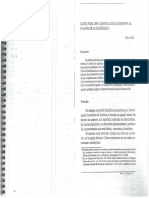 Notas Para Una Composicion Alternativa Al Planificar La Enseñanza