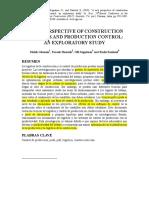 Ghanem et al.  2018 - A New Perspective of Construction Logistics and Production Control_ An Exploratory Study.doc