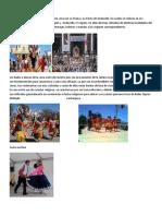 Bailes y Costumbres de La Zona Norte (Autoguardado)