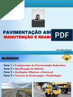 Parte 1 - Fundamentos de Pavimentação Rodoviária