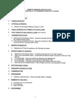 08-28-18 Agenda