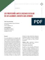 Dialnet-LosProfesoresAnteElRezagoEscolarDeLosAlumnosUnReto-6066087