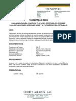 Ficha Tecnica - Tw-5905 Soldadura Para Iiss