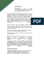 MINUTA DE CONSTITUCION DE SOCIEDAD LIMITADA.docx