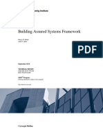 Building Assured Systems Framework
