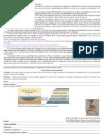 Geografia Idade Da Terra e Eras Geológicas