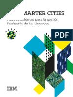 IBM Smarter Cities 2014