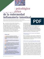 Abordaje Psicologico y Psiquiatrico de La Enfermedad Inflamatoria Intestinal