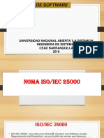 Norma Iso-iec 25000