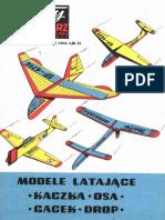 3Paper Gliders ByMaty