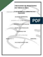TEORIA DE PRODUCCION