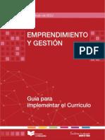 Guia Didactica de Emprendimiento y Gestion