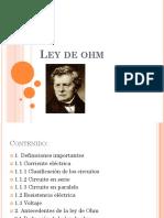Ley de ohm 2