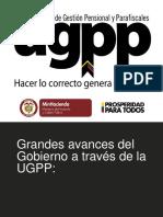 Presentación Rueda de Prensa 17 de Octubre 17 de 2013