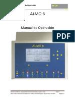 ALMO 6 Manual Operación