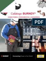 Catálogo Burndy in 2015