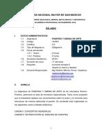 1534557581686_silabo Puentes y Obras de Arte Unmsm 2018-i Por Competencias