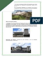 Bienes Del Estado Es El Título Del Artículo 121 de La Constitución Política de Guatemala