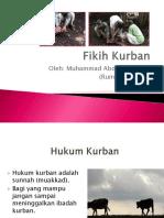 Fikih Kurban - Rumaysho.com