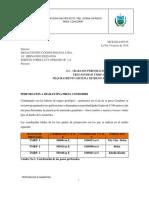 Informe Diamantina Condoriri