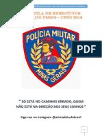 APOSTILA DE EXERCÍCIOS SOLDADO PMMG REV 6