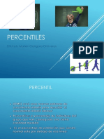 Percentile pediatricos