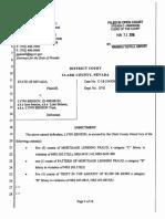 Lynn Benson indictment