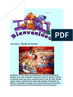 5 de Mayo La Batalla de Puebla