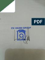 Stempel Hasbi