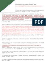 Direito Administrativo e Constitucional